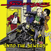 Into the Sewers Cover